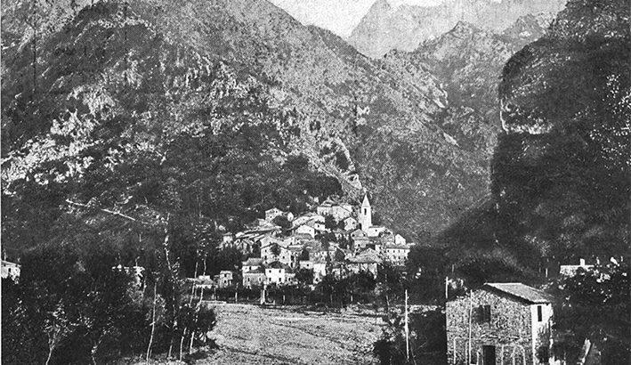 L'apparizione della Vergine alle due pastorelle di Equi Terme