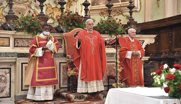 """Il Vescovo Giovanni: """"Guardiamo al futuro con fiducia"""""""