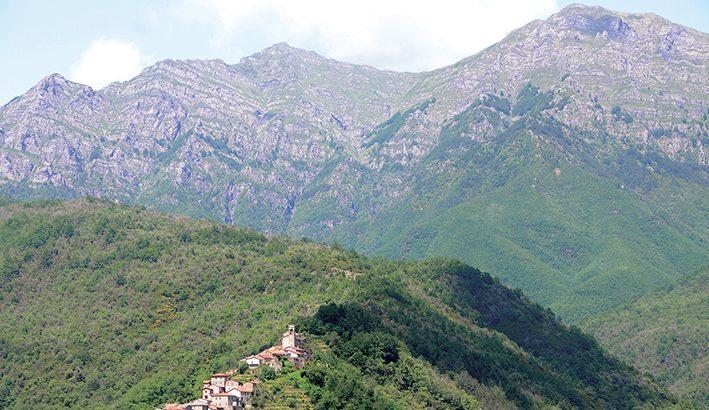 Paesi di Lunigiana: Rocca Sigillina