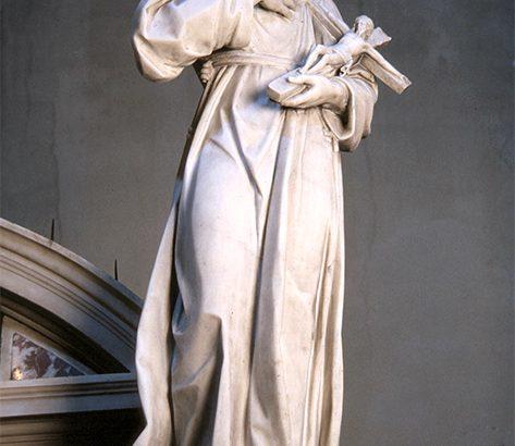 Sono del Cybei le statue della chiesa di San Francesco a Carrara