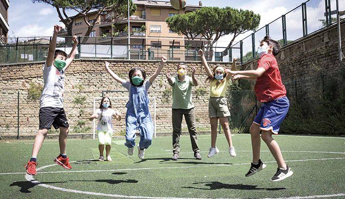 Campi estivi in sicurezza per un sano divertimento