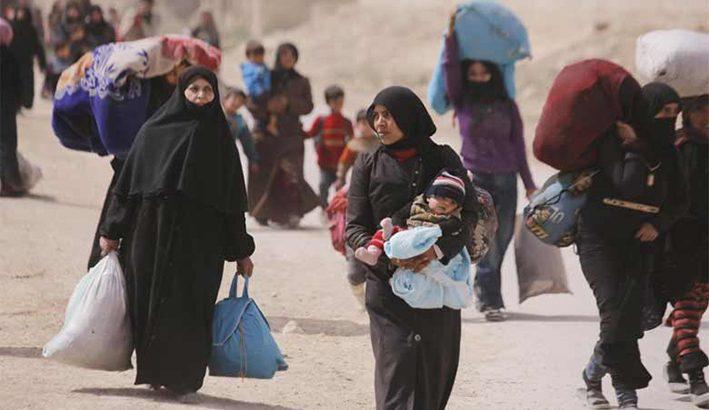 Sui profughi occorre vincere l'indifferenza dei singoli e degli Stati