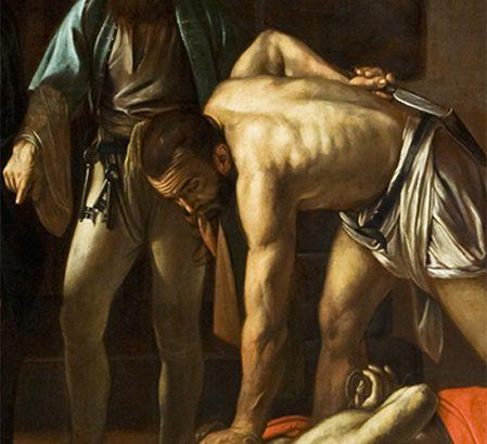 Nell'arte il sangue è spesso  immagine di morte e violenza