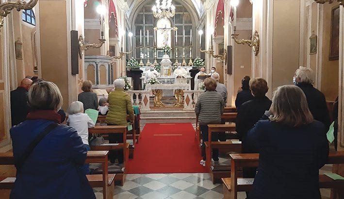 I 60 anni di ordinazione sacerdotale di don Sergio Simoncelli