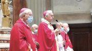 S. Messa nel decimo anniversario dell'ingresso in diocesi del vescovo Giovanni