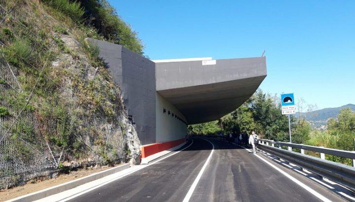 Bassa Val di Magra: la prima pioggia abbondante manda in tilt la viabilità
