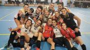 Il Podenzana Volley è promosso in Serie C