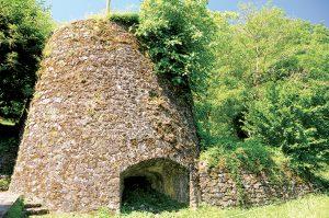 Un'antica fornace