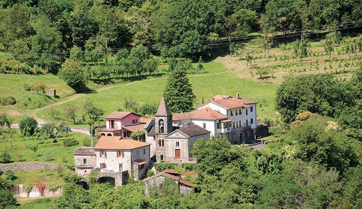 Paesi di Lunigiana: Cavezzana Gordana