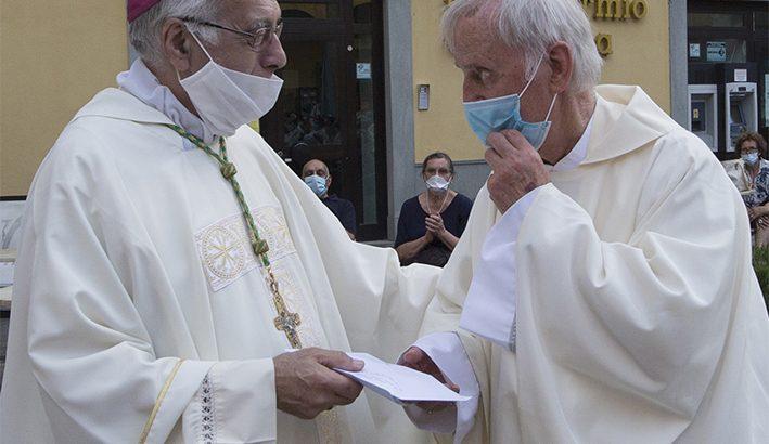 I 60 anni di sacerdozio di don Roberto Turini