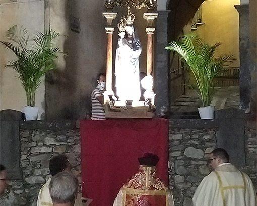 Ad Albiano la Festa della Madonna della Salute