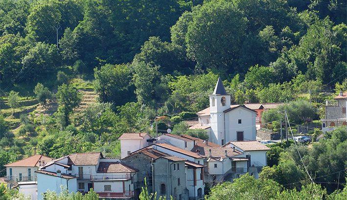 Paesi di Lunigiana, Canossa