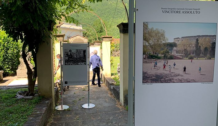 """Concluso a Fivizzano il concorso fotografico """"Viaggio Italiano"""""""