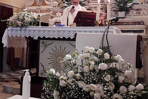 La festa della Madonna del Carmine a Cerignano