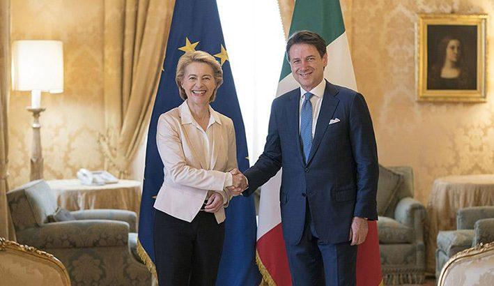L'Italia di fronte al Fondo di Recupero