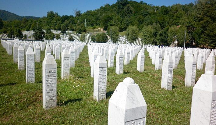 Dal massacro di Srebrenica la lezione per oggi