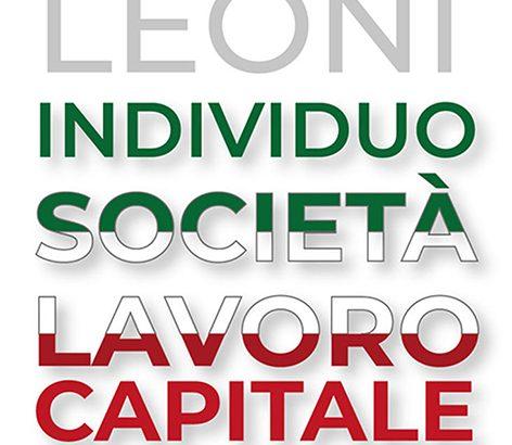 Il nuovo lavoro di Corrado Leoni
