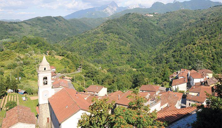 Paesi di Lunigiana: San Terenzo Monti