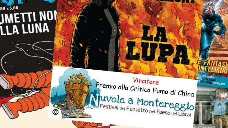 Premio della Critica Fumo di China a Lorenzo Palloni