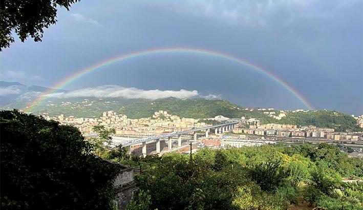 Il nuovo ponte Genova – San Giorgio: segno di unione, monito per  la memoria