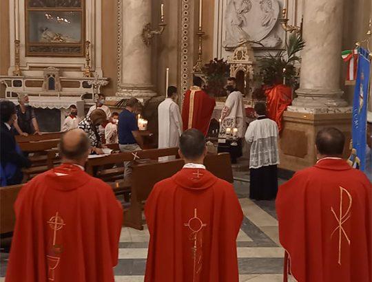 Bagnone ha festeggiato solennemente la S. Croce