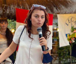 Susanna Ceccardi (Lega) ha ottenuto il 40,4%
