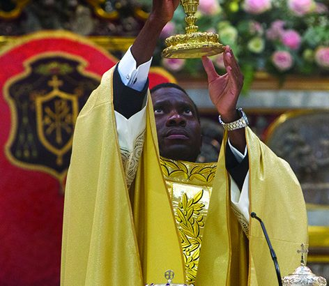 Prima Santa Messa in Duomo di don Jules
