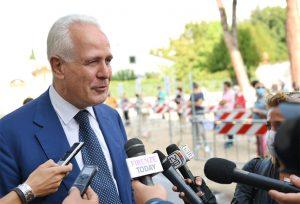 Eugenio Giani (PD), presidente eletto della Toscana con il 48,6%