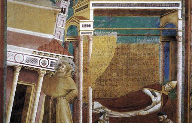 Francesco d'Assisi sposo innamorato di madonna Povertà