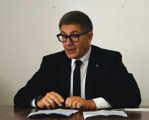 Onofrio Rota, segretario nazionale Fai - Cisl