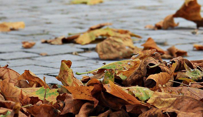 Un ottobre con nuvole a spasso in attesa di altre piogge
