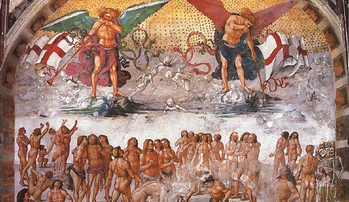 La commemorazione dei morti e la festa di tutti i Santi