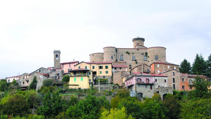 Tanti in visita alla Bastia, fortezza dalle cinque torri