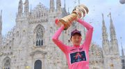 Tao Geoghegan Hart: dal Giro di Lunigiana alla maglia Rosa
