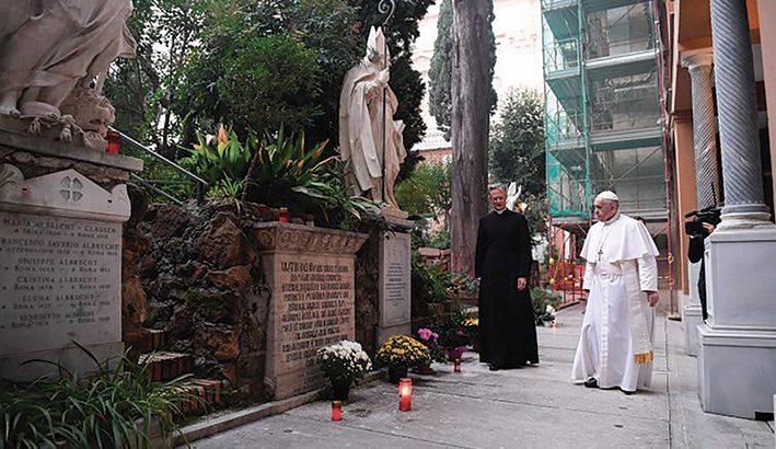"""Papa Francesco: """"Il Signore ci dia la speranza"""""""