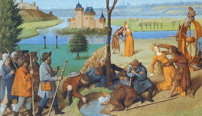 Boccaccio, il Decameron e la Lunigiana
