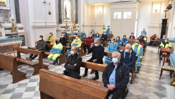 La Misericordia di Pontremoli getta lo sguardo oltre la pandemia