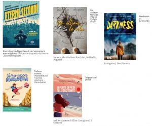 I cinque libri finalisti del Premio Bancarellino 2020