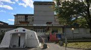 Protesta bypartisan contro il reparto Covid all'Ospedale