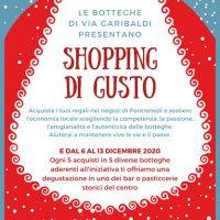"""""""Shopping di gusto"""" per rilanciare il commercio pontremolese"""