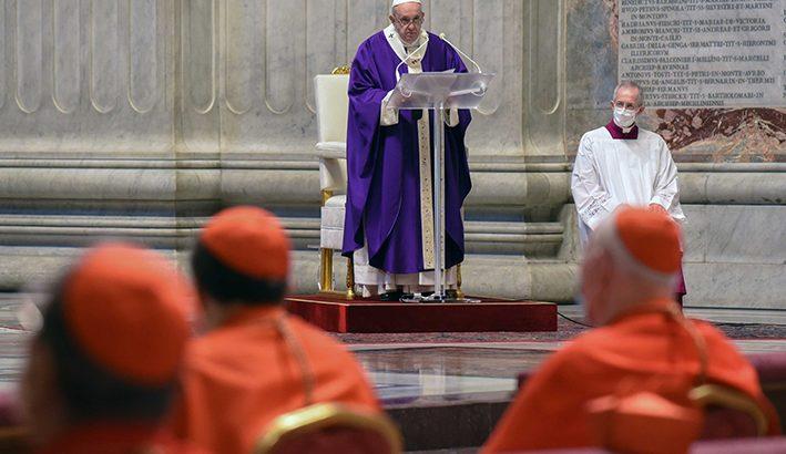 Cardinali, segno di martirio non di distinzione