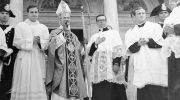 Mons. Aldo Forzoni, 50 anni fa l'ingresso nella diocesi di Apuania