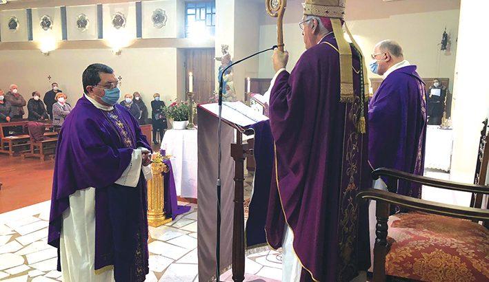 Don Francesco Grazzini alla guida dell'Unità pastorale di Soliera