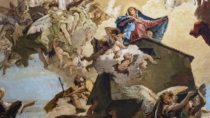 La Santa Casa e il volo degli Angeli da Nazareth a Loreto