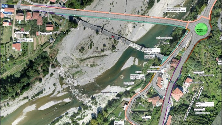 Il nuovo ponte di Albiano pronto a marzo 2022?