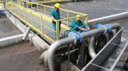 Nuovo depuratore idrico a Stadano