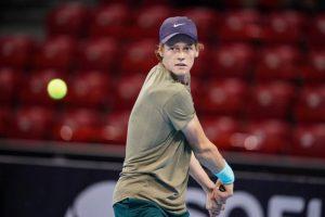 Il giovane tennista altoatesino, Jannik Sinner