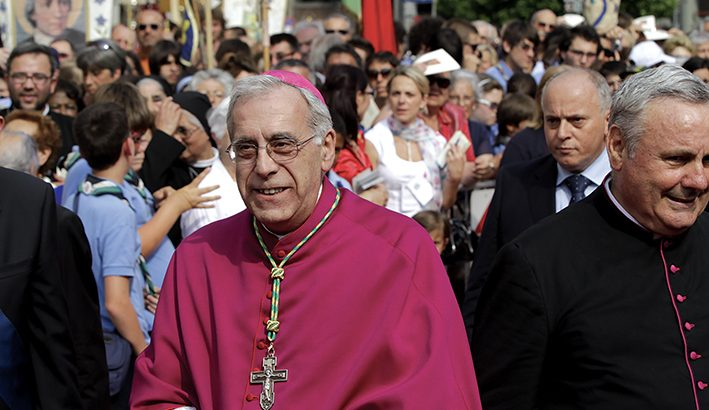 """Mons. Santucci, al servizio della diocesi """"iniziando dalle cose  piccole"""""""