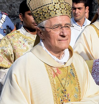 Mons. Gianni Ambrosio nominato amministratore apostolico della nostra diocesi