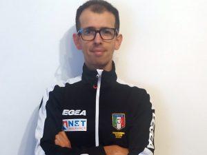Francesco Cecchini, il nuovo presidente degli arbitri della Provincia